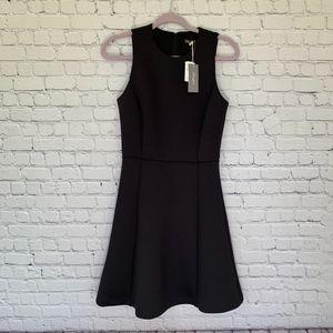 NWT J.McLaughlin Black Scuba Dress